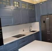 Кухонный гарнитур быстро и по экономичной цене.
