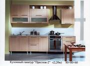 Кухонный гарнитур на заказ — экономия Вашего времени